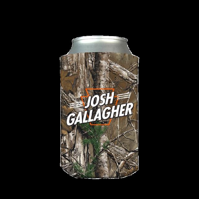 Josh Gallagher Camo Coolie